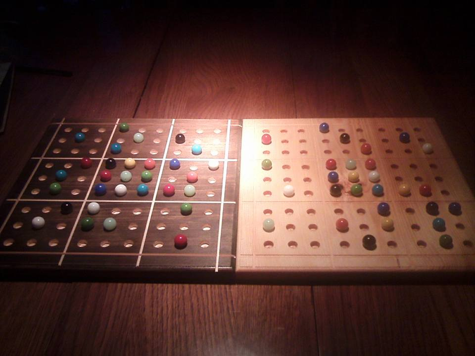 Large Sudoku Boards