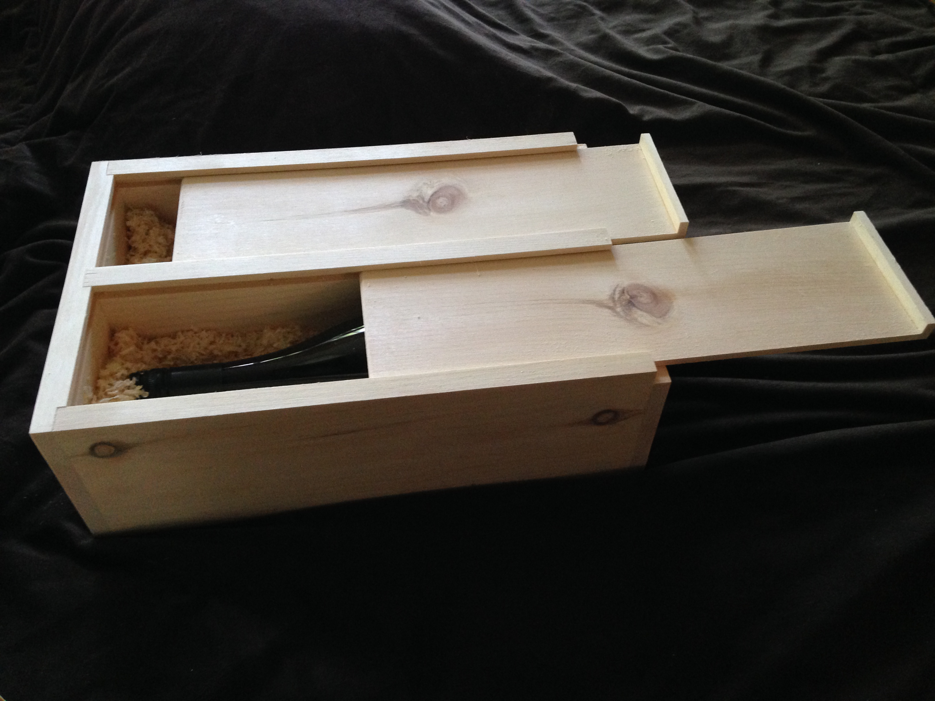 Pine Storage and Gift Boxes