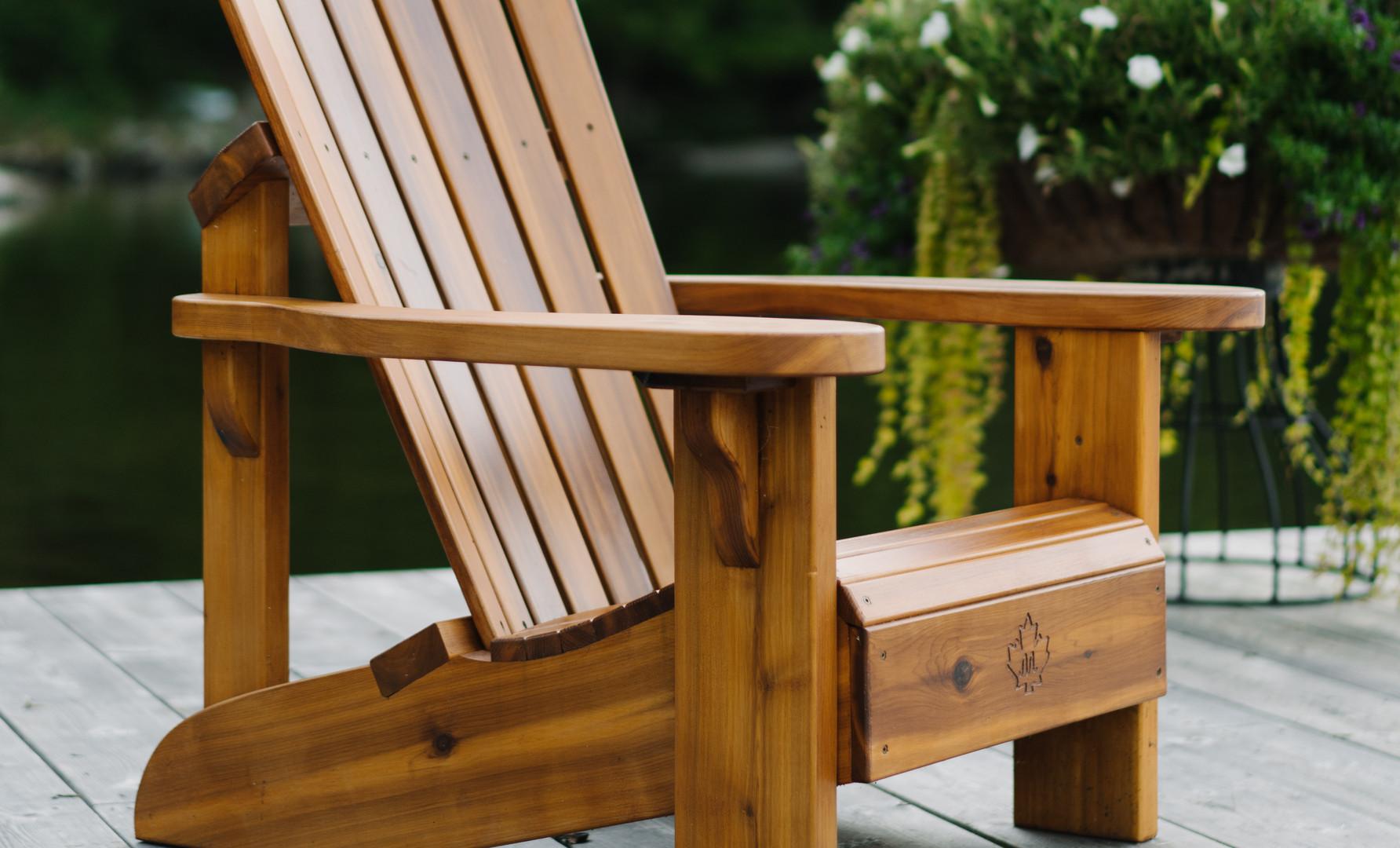 Poppa Bear Chair