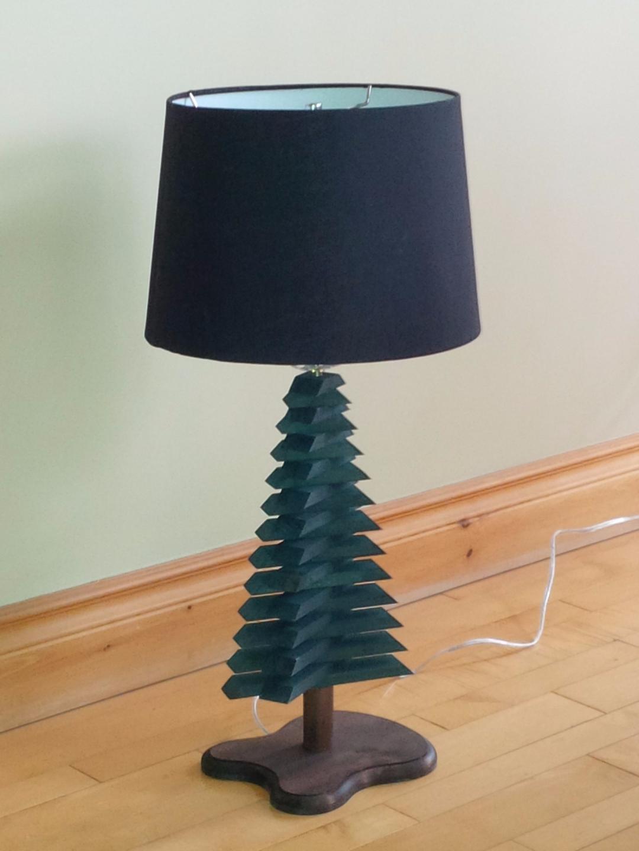 Geometric Pine Tree