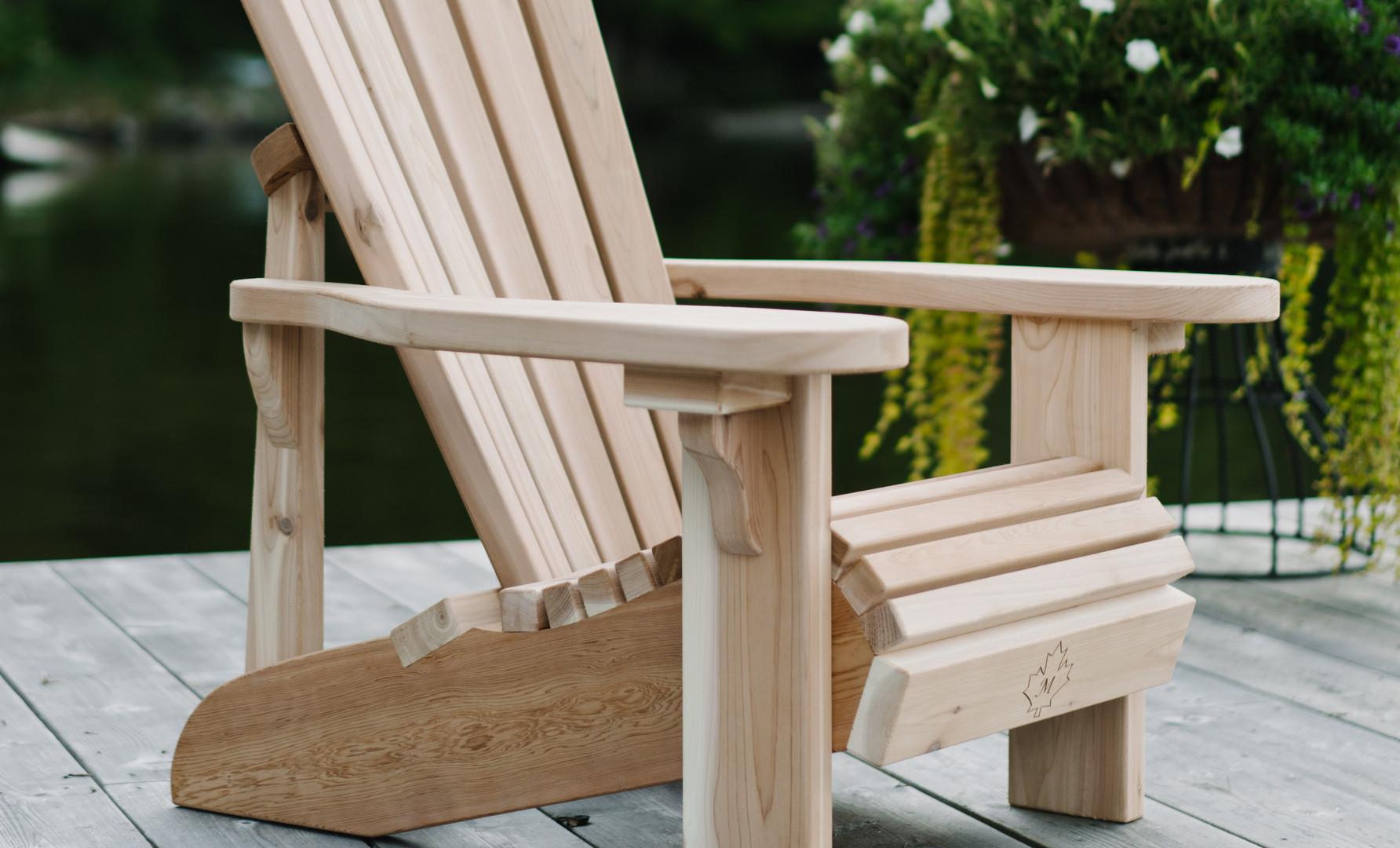 Goldilocks Chair
