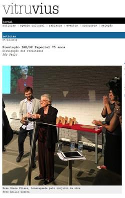 Premiação IAB/SP Especial 75 anos