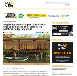 Entrevista Portal Dia a Dia de Manaus