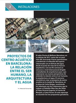 Revista Piscinas Hoy