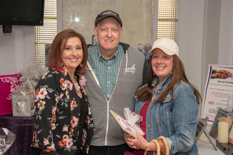 Cindy, Jay, & Janice