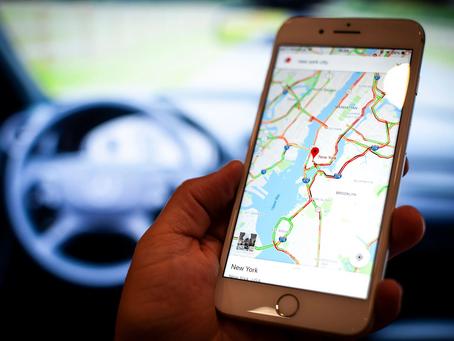 Google Maps now shows the lowest-carbon route for car journeys