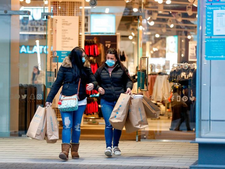 Retailers must adapt to a different shopping style as the world reopens
