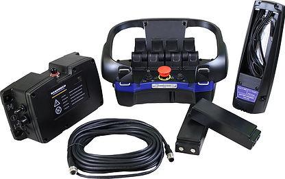 Kit radio mando control remoto scanreco rc400