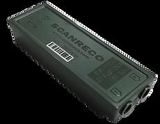 Batería Scanreco type 592, 7,2V, 2000mAh