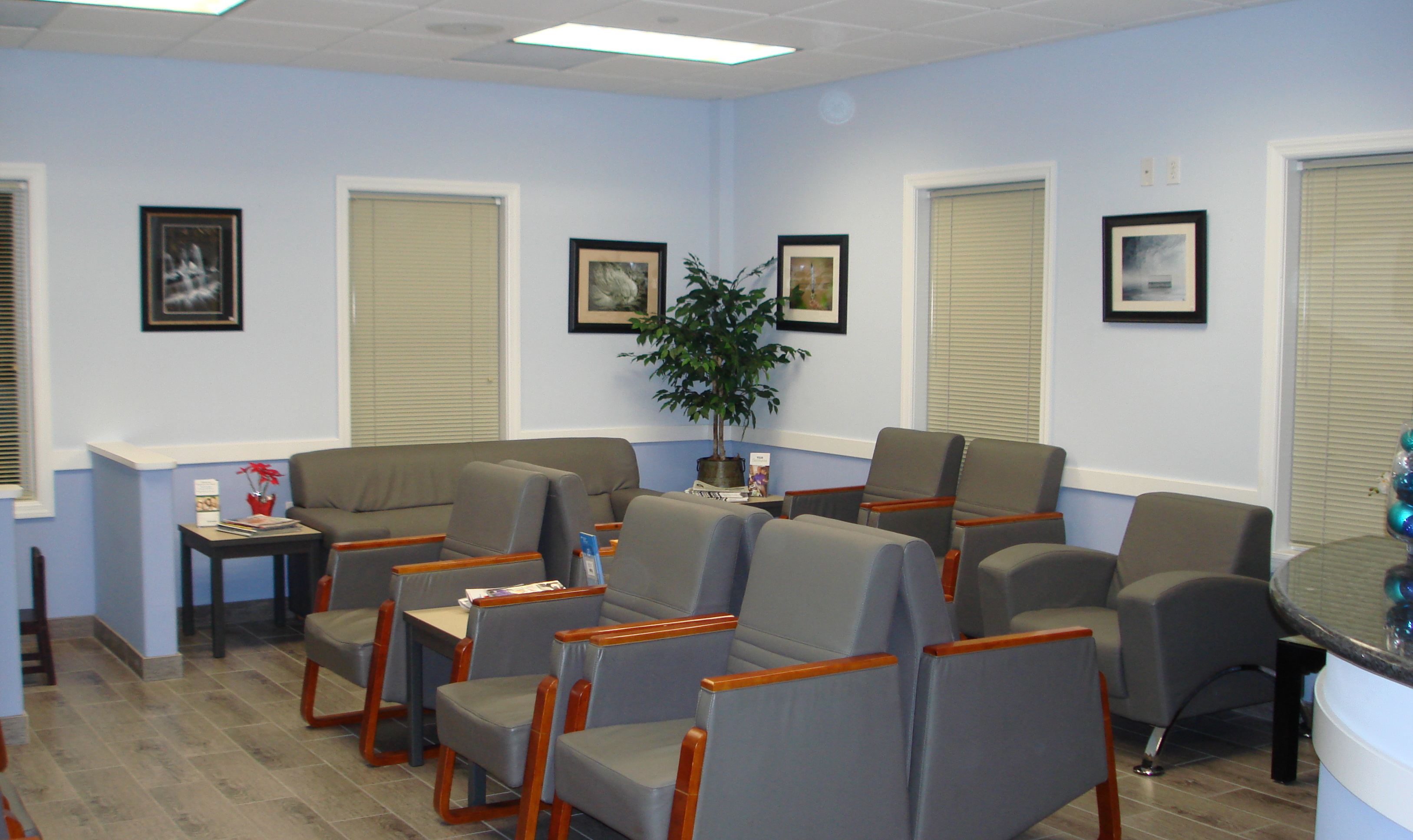 General Dentistry Waiting Room