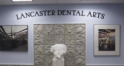 Inside Lancaster Dental Arts