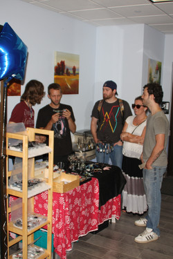 First Friday - June 2015