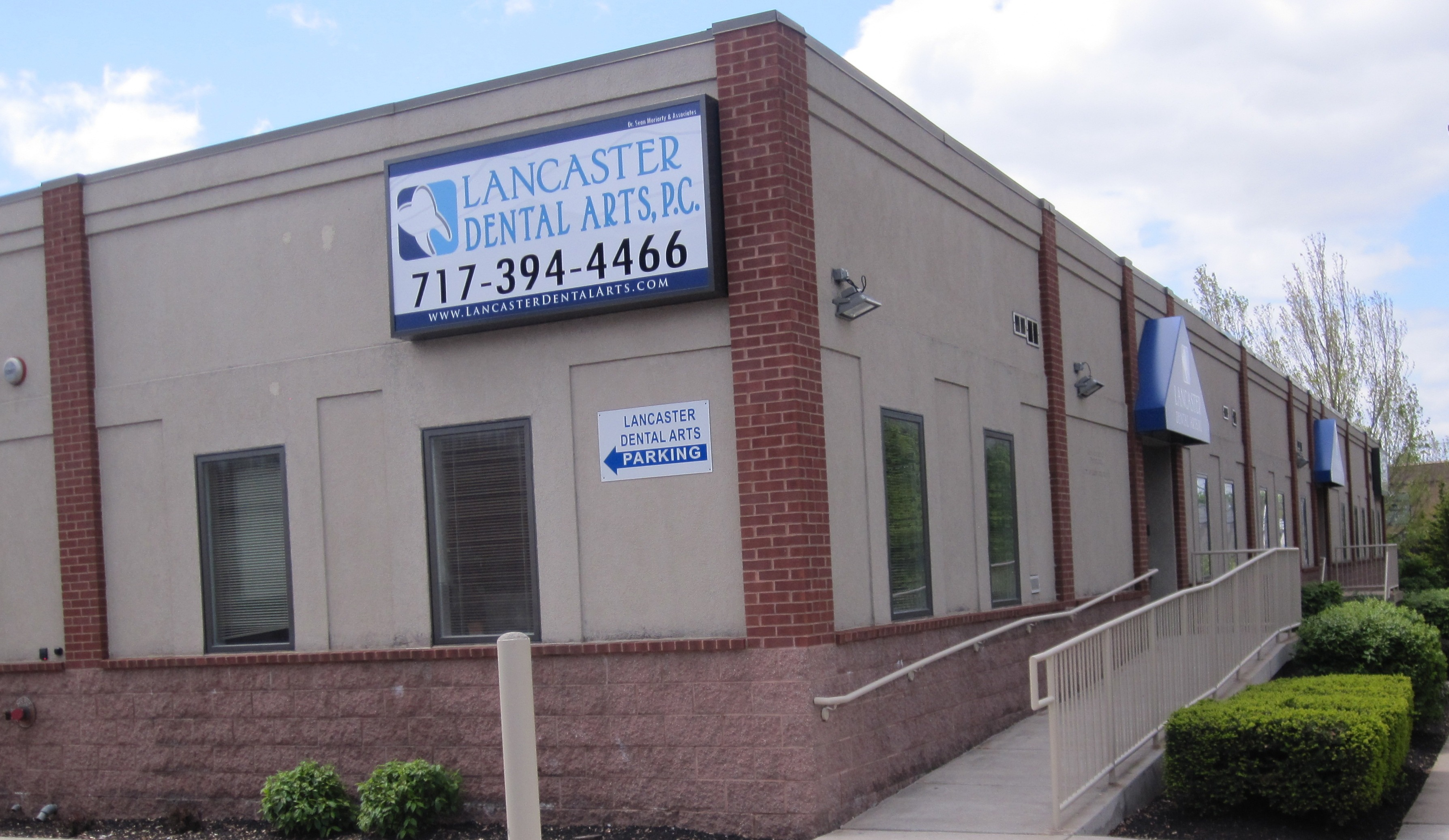 Downtown Lancaster Location