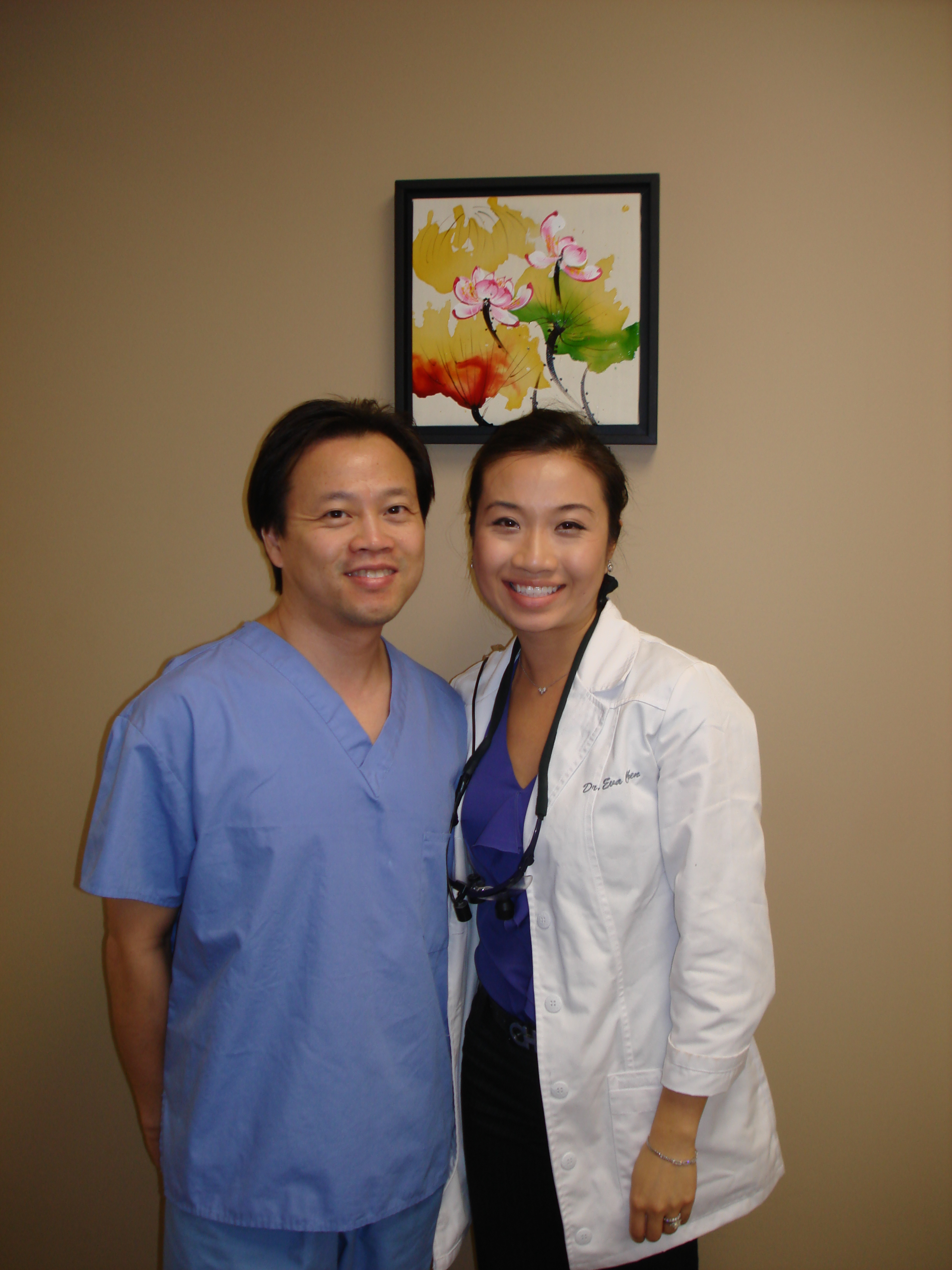 Dr. Lam and Dr. Chen