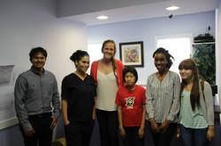 Refugee Program through CWS