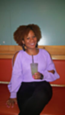 Alana Nicole, Atlanta blogger, Solely Living
