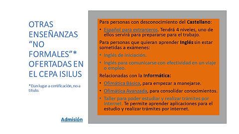 47._Oferta_Enseñanzas_No_Formales_20-21