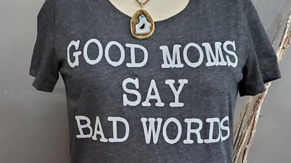 Women's Good Mom Tee