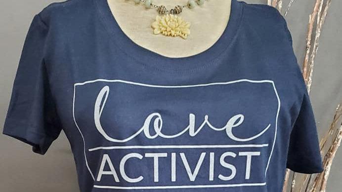 Women's Love Activist Tee