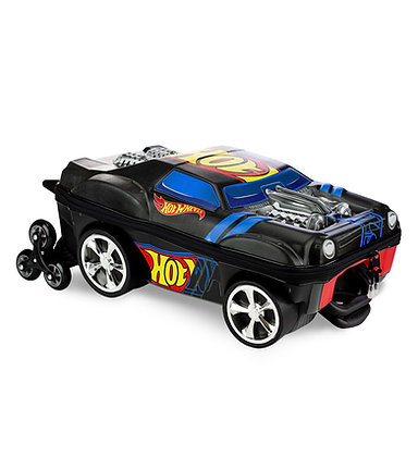 MOCHILETE HOT WHEELS NIGHT SHITFTER PRETO