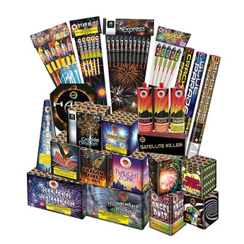 Find quality fireworks to buy