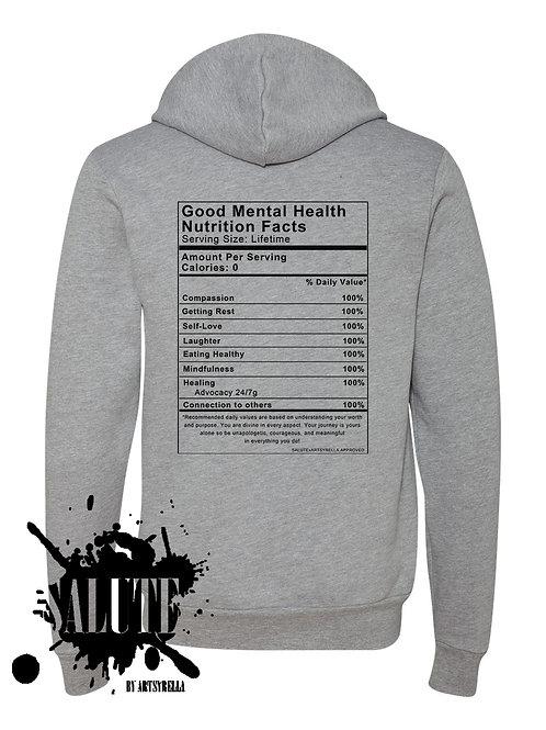 Good Mental Health Hoodie