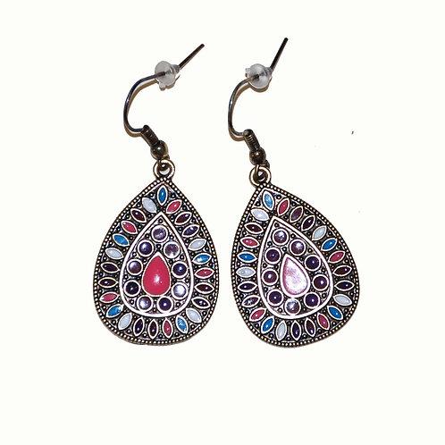 Indie Multi-Drop Earrings