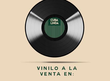 Cuba Linda de Maite Hontelé, ahora disponible en vinilo
