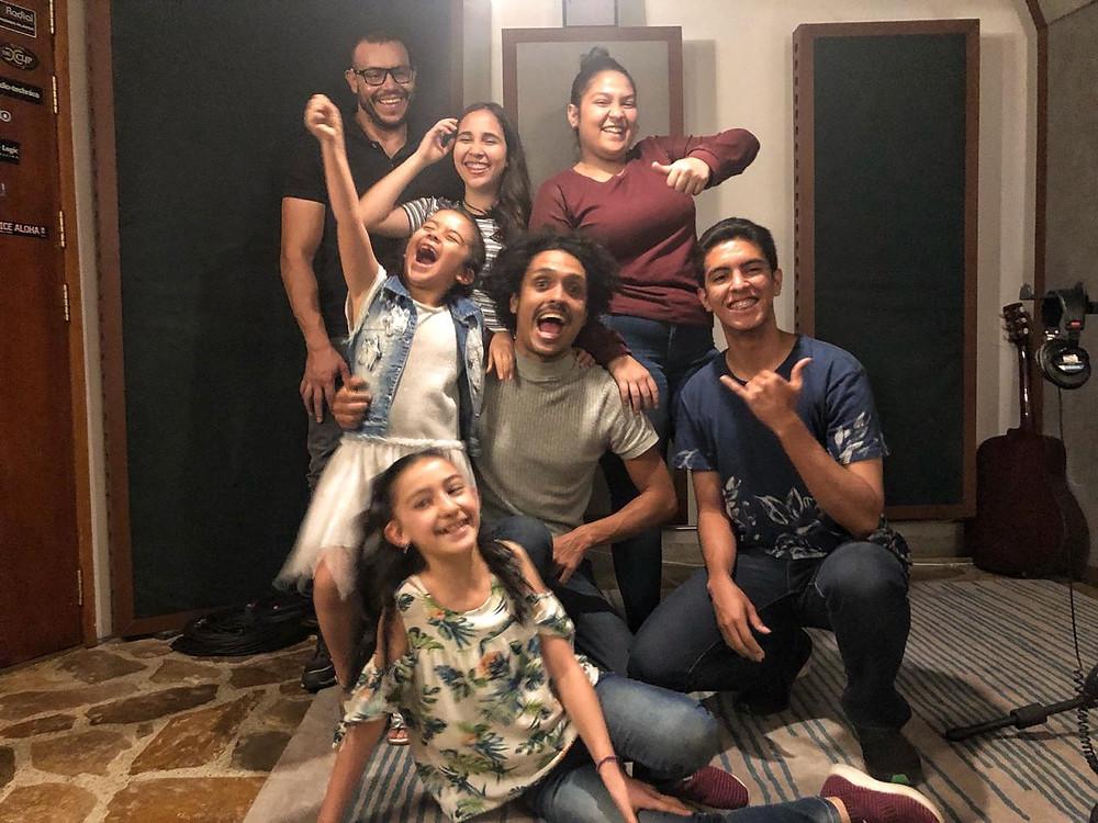 Juancho Valencia y Escuela de Música de Bello