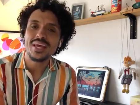 Juancho Valencia une al país en una sola canción