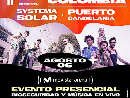 Puerto Candelaria de vuelta a los escenarios en En Tono Colombia