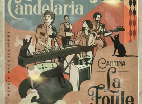 Puerto Candelaria lanza su disco Cantina La Foule
