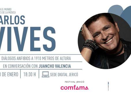 Carlos Vives y Juancho Valencia se vuelven a encontrar