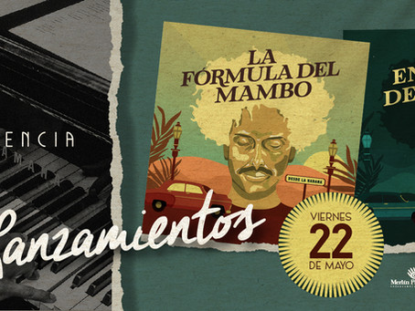 Juancho Valencia con su Ciencia, nos presenta La Fórmula del Mambo y Enclave de Bolero.
