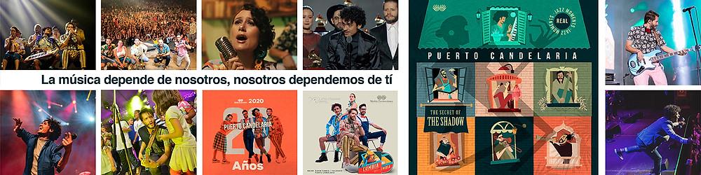 Puerto Candelaria lanza disco secreto de jazz a través de Patreon