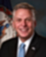 Governor Terence R. McAuliffe 8x10 Offic