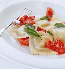 Tomaten Ravioli