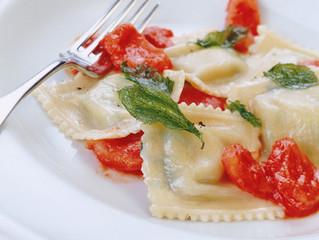 Itens Presentes da Cozinha Italiana