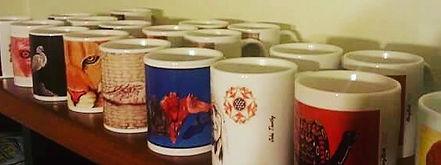 We will have 11 oz mugs! #moonhawkart  #
