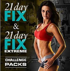 21 Day Fix Extreme dvds de fitness entrainement à la maison