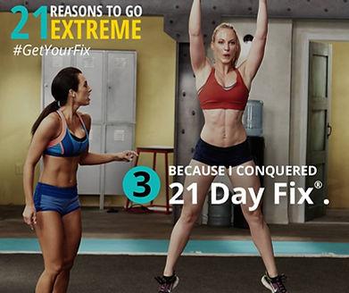 La suite de 21 Day Fix