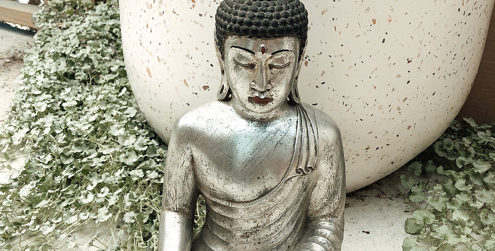 Touching The Earth Buddha