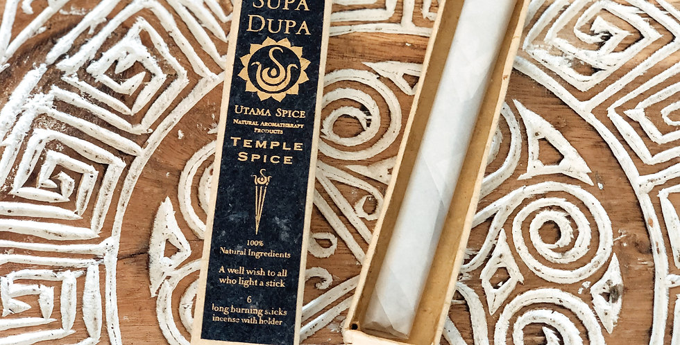 Temple Spice Balinese Incense