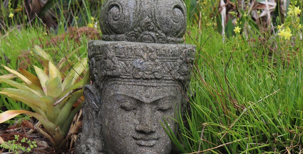 Small Shiva Head Statue