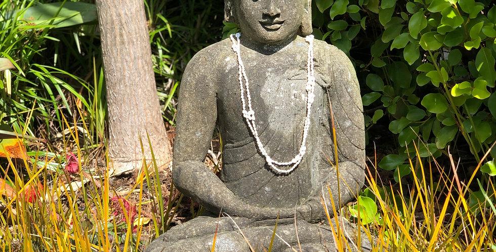 Medium Stone Buddha