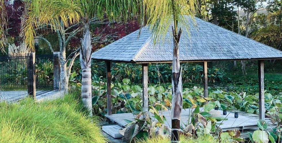 Authentic Balinese Bale