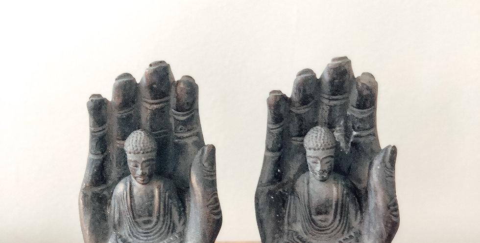 Buddha Hand Incense Holder