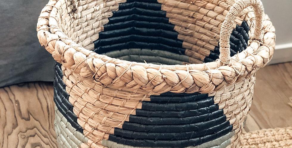 Pandanus Basket with Handles