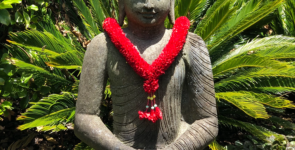 Stone Lotus Buddha