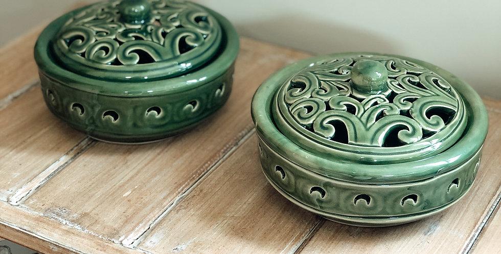 Ceramic Mosquito Burners